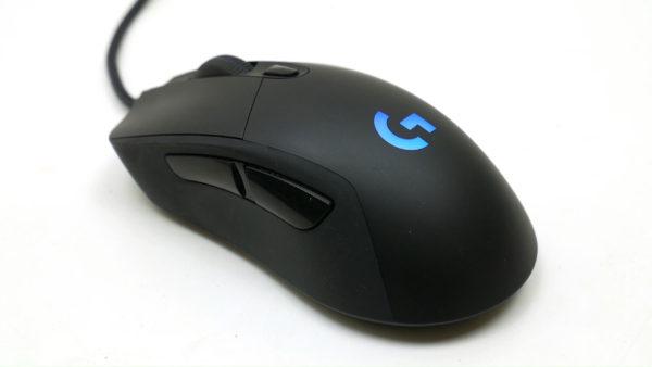 Logitech G403 Prodigy review - TechyTalk